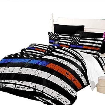 Amazon.com: thefit Home Textile tela de algodón la bandera ...
