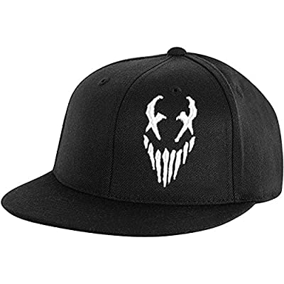 Control Industry Mushroomhead X-Face Snapback Hat Black White from CONTROL INDUSTRY