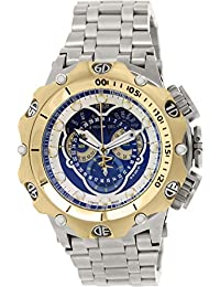 Invicta Men's Venom 16808 Silver Stainless-Steel Swiss Chronograph Watch