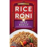 Rice-A-Roni Beef Flavored Rice, Pack of 12, 227g