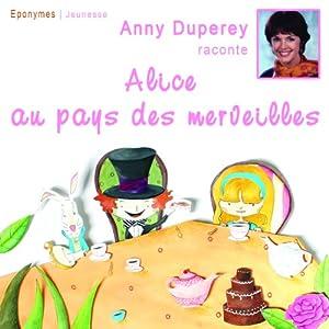 Alice au pays des merveilles Audiobook