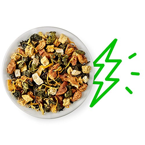 Teavana Rev Up Wellness Tea Full Leaf Sachets