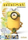 Minions: Mega Sticker Book (Minions Movie)