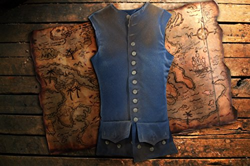 Jack Sparrow Vest by Jack Sparrow Collection by Anthony Zarrillo