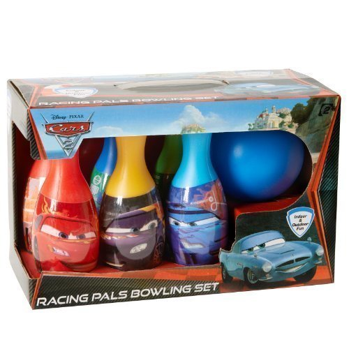 Disney's Cars Bowling Set Party Accessory by BUY SEASONS