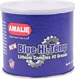 Amalie (68326-93 Blue Grade-2 High Temperature Grease - 1 lb.