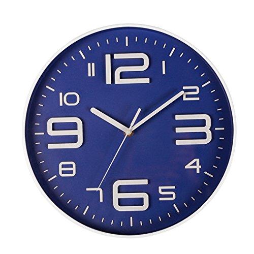glavanized wall clock w