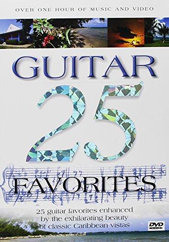 Guitar Favorites Dvd - 25 Guitar Favorites