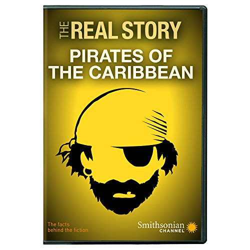 Smithsonian: The Real Story: Pirates of the Caribbean DVD