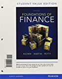 Foundations of Finance, Student Value Edition 8th Edition