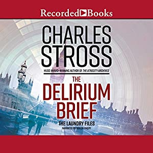 The Delirium Brief Audiobook