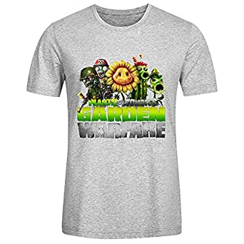 Moot plants vs zombies garden warfare men for Garden t shirt designs