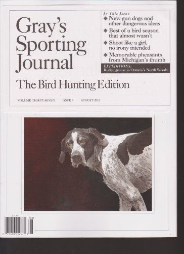 Gray's Sporting Journal Magazine (August 2012)