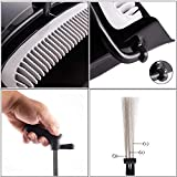 GAMLI Broom and Dustpan Combo Set - Rotatable