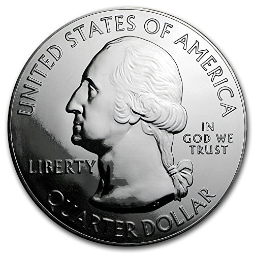 2010-2015 5 oz Silver ATB (Random - 2016 Parks) Silver About Uncirculated