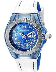 Technomarine Womens TM-115116 Cruise Dream Analog Display Swiss Quartz White Watch