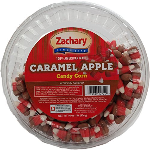 Zachary Gourmet Caramel Apple Candy Corn