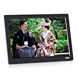 10.1 inch Full Function Digital Photo Frame With Clock Photo...
