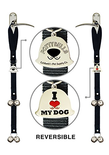 Potty-Bells-Housetraining-Dog-Doorbells-for-Dog-Training-and-Housebreaking-Your-Doggy-Dog-Bell-with-Doggie-Doorbell-and-Potty-Training-for-Puppies-Instructional-Guide