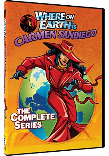 Where on Earth is Carmen Sandiego? - The Complete Series]()