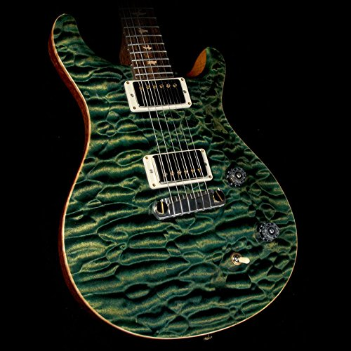 Quilt Top Electric Guitar (Paul Reed Smith Private Stock McCarty Electric Guitar Rainforest 1-Piece Quilt Top Ziricote Neck)