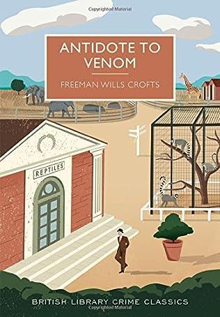 book cover of Antidote to Venom