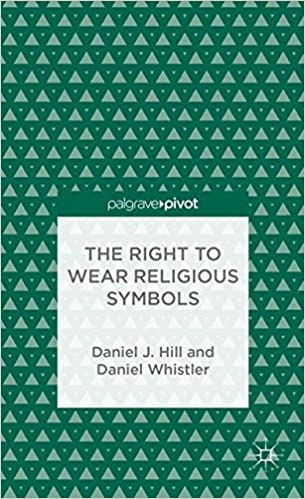The Right To Wear Religious Symbols Palgrave Pivot Amazon