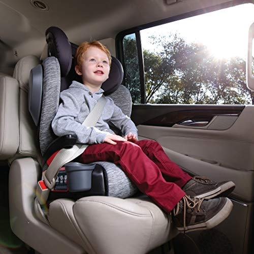 515C%2Be2cl8L - Britax Highpoint 2-Stage Belt-Positioning Booster Car Seat - Highback And Backless | 3 Layer Impact Protection - 40 To 120 Pounds, Mulberry