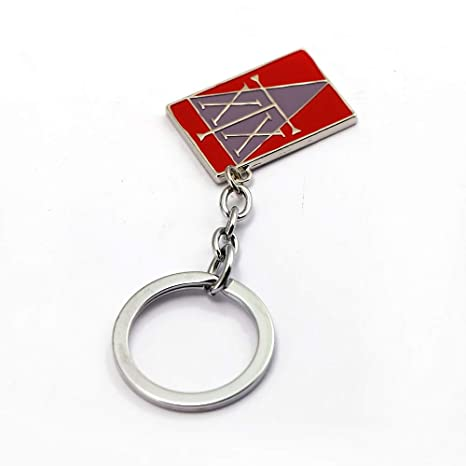 Mct12 - Anime Jewelry HUNTER x HUNTER Keychain GON FREECSS ...