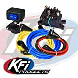 Universal ATV Winch 12V Wiring Kit by KFI Products ATV-WK