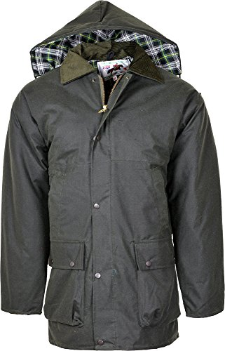 Quilted Rain Jacket - 3