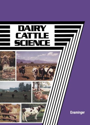 Dairy Cattle Science for sale  Delivered anywhere in USA