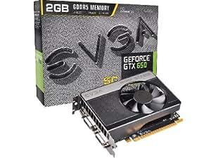 EVGA GeForce GTX 650 Ti SSC 2048MB GDDR5 128bit, Dual Dual-Link DVI, Mini HDMI, Graphics Card (01G-P4-3653-KR) Graphics Cards 02G-P4-3653-KR