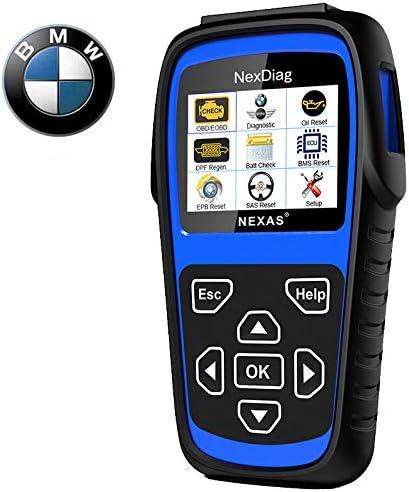 Automotive Scan Tool >> Diagnostic Scanner Tool Automotive Scanner For Bmw Mini Nexas Nd601 Obd Ii Obd2 Scanner Multi System Fault Code Reader For
