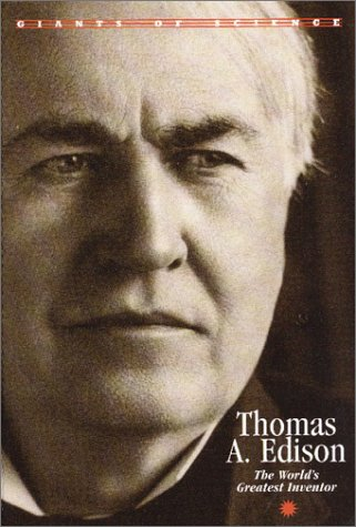 Giants of Science - Thomas Edison