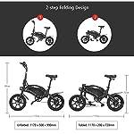 Freego-Bici-elettrica-Adulti-45-kmh-Kugoo-B2-400W48V-Pendolarismo-Pieghevole-E-Scooter-per-Bicicletta-per-Adulti-Ruota-da-14-Pollici-Supporto-per-App-Monopattino-Elettrico-Stock-in-Polonia