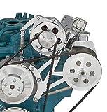 CVF Racing Pontiac Power Steering Bracket, 350-400, 428 & 455