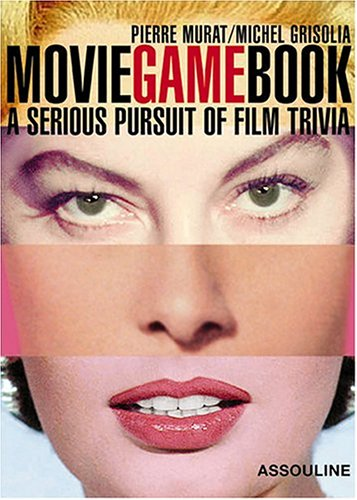 Movie Game Book