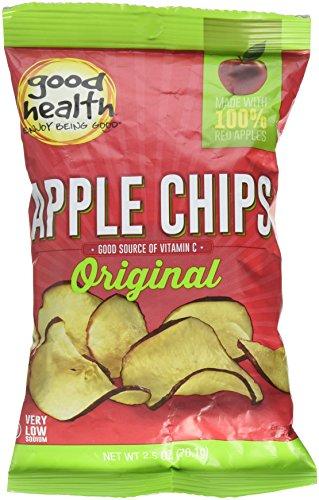 pple Chips, Original, Bags, 2.5 oz, 3 pk ()