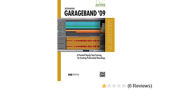 Amazon com: Beginning Garageband 09: Software