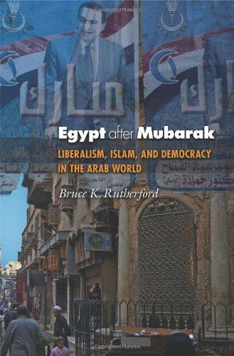 Egypt after Mubarak: Liberalism, Islam, and Democracy in the Arab World (Princeton Studies in Muslim Politics)