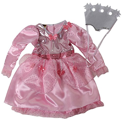 Rubie's Costume Co Woz Toddler Glinda Costume, Small, Small -