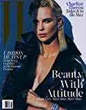 W Magazine (May, 2015) Charlize Theron Cover