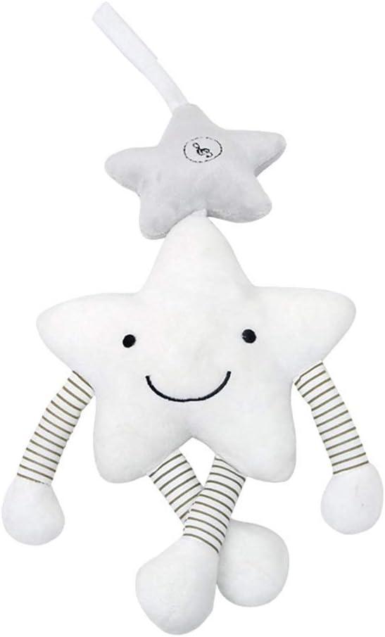 Wingeri Babyspielzeug für Säuglinge und Kleinkinder Elefant