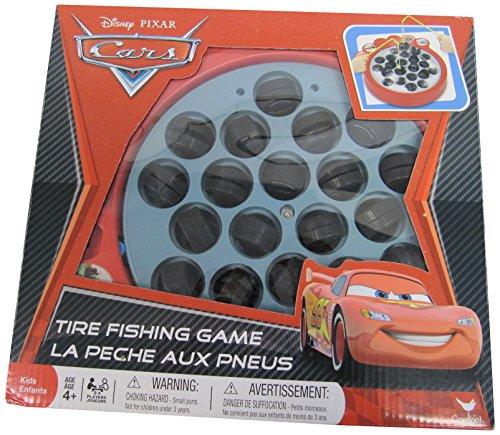 Tire Fishing Game - Disney Pixar CARS Tire Fishing Game
