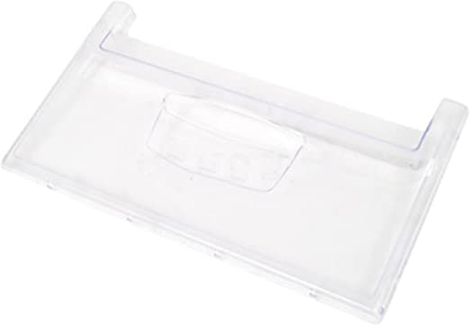 Spares2go transparente cajón Panel frontal para Indesit ...