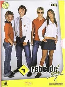 Rebelde Way - Temporada 1, Episodios 1-19 [DVD]