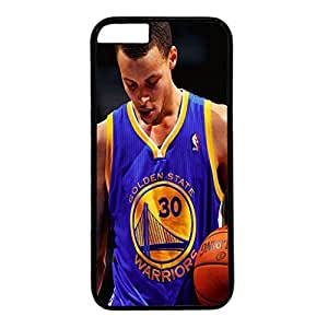 iPhone 6 plus case,fashion durable Black side design for iPhone 6 plus,PC material cover ,Designed Specially Pattern with Stephen Curry. by runtopwell