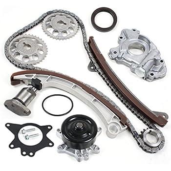 amazon com toyota corolla 1 8l 2zzge dohc timing chain toyota 1zz timing how timing toyota 4y engine #10