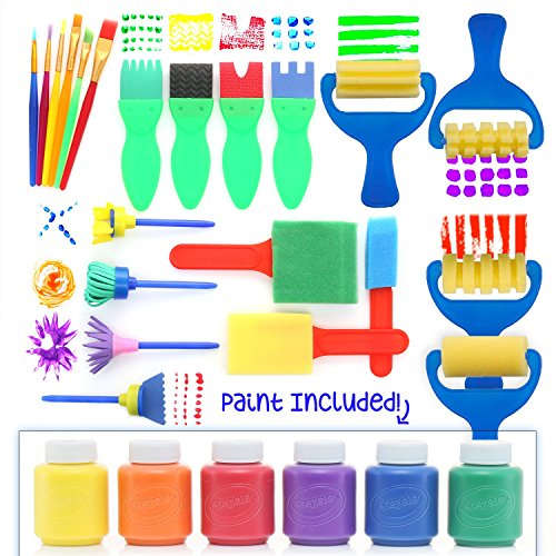 Glokers Learning Brushes Assorted Including product image